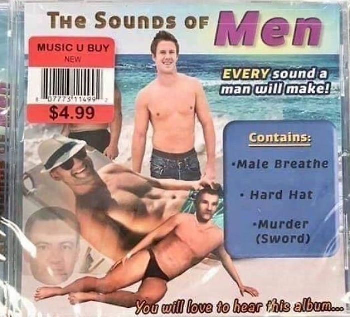 Male Sounds