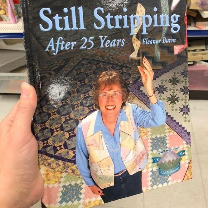Still Stripping