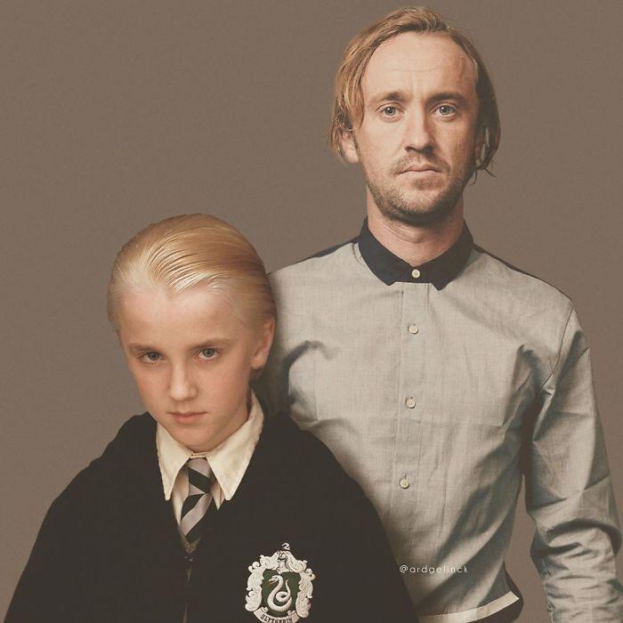 Tom Felton & Draco Malfoy