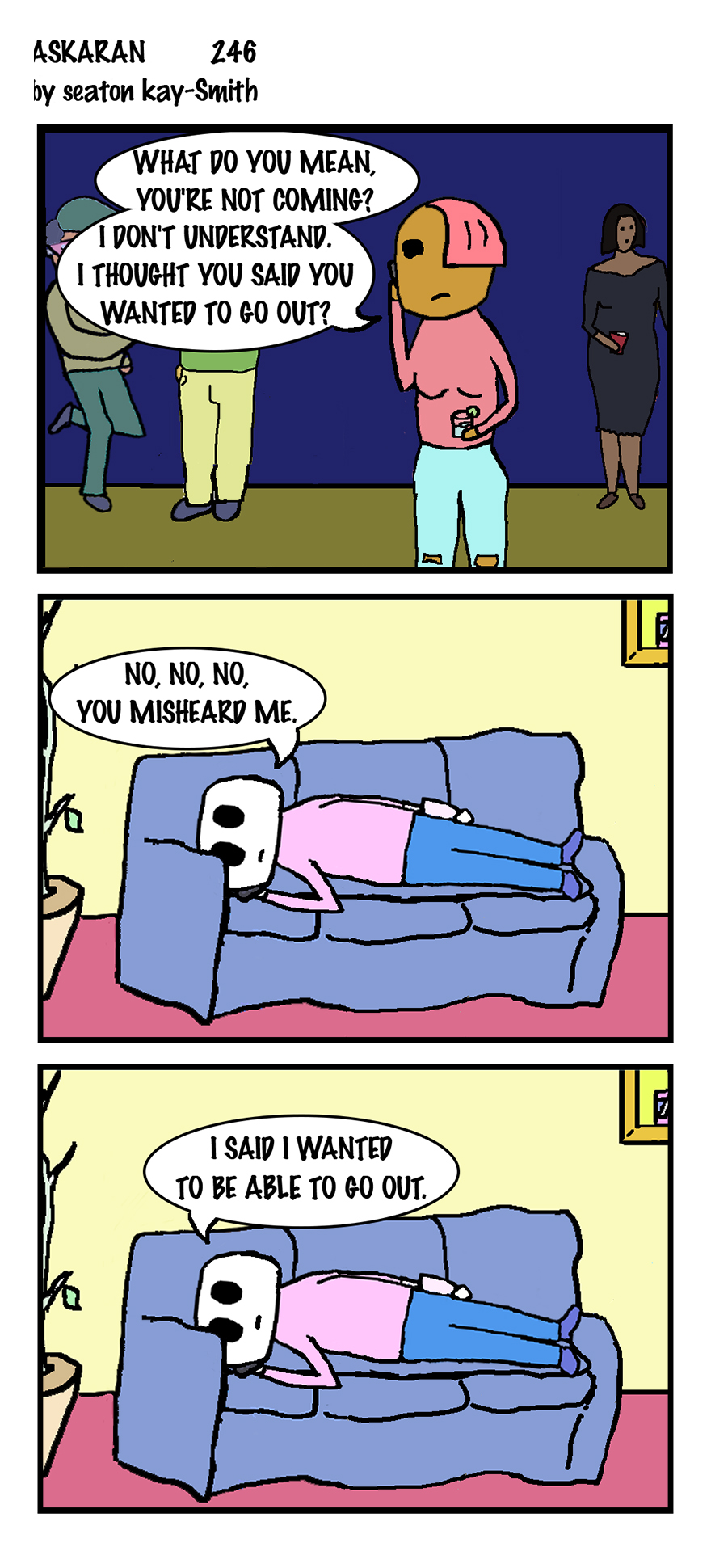 Comics About Life In The Time Of Coronavirus