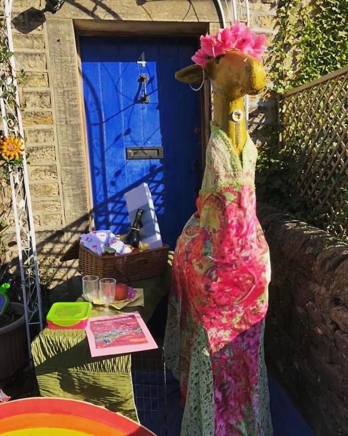 Gloria Is Visiting Glyndebourne, No Ordinary Opera