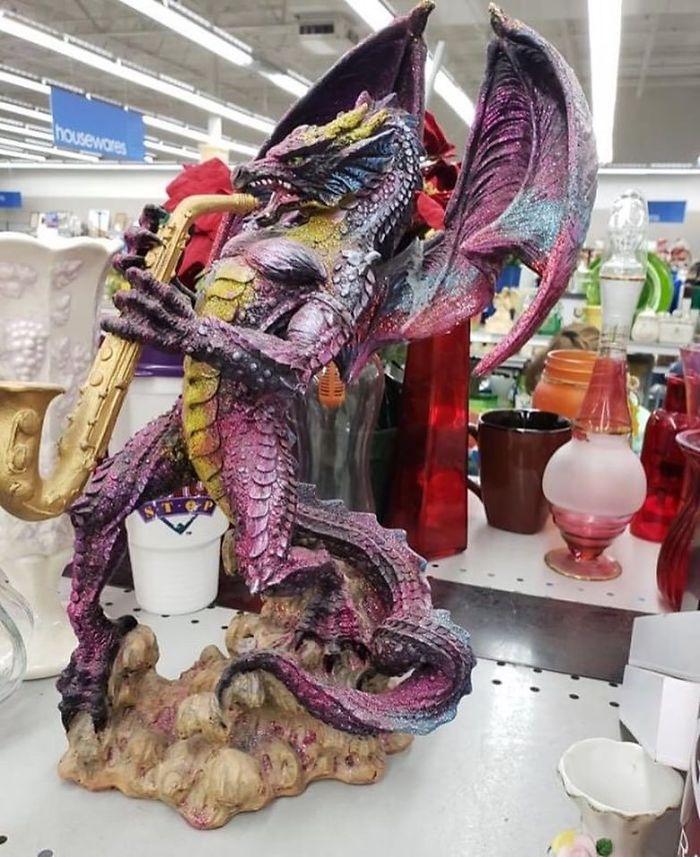 Jazzy Dragon