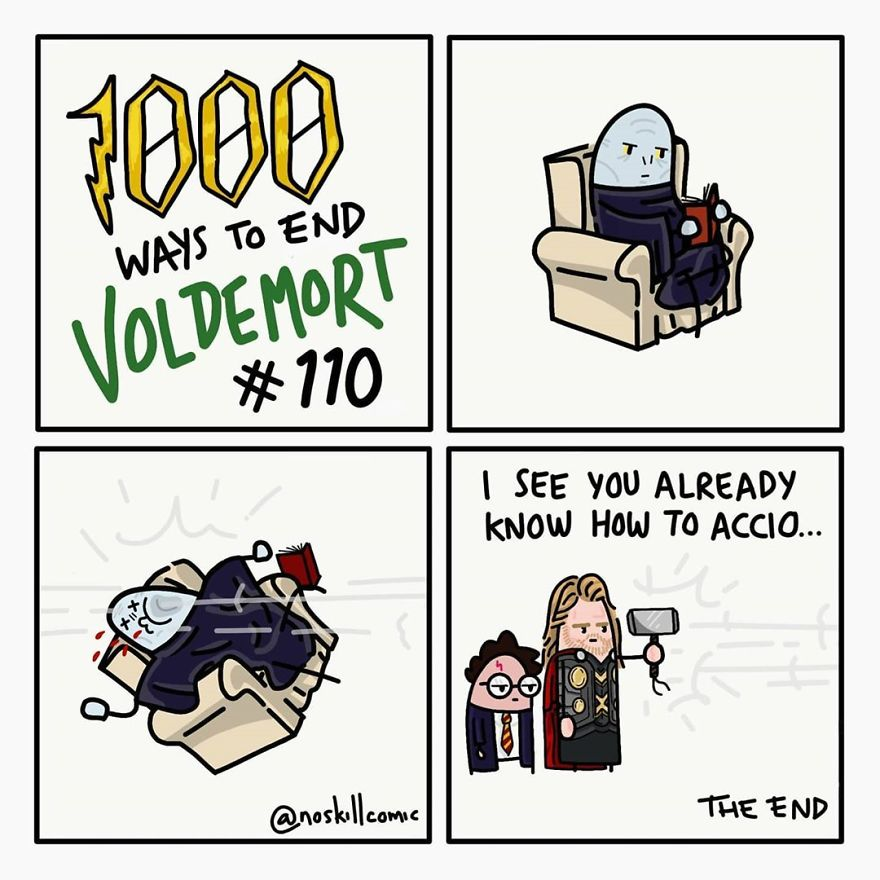 Thor's A Wizard!!?