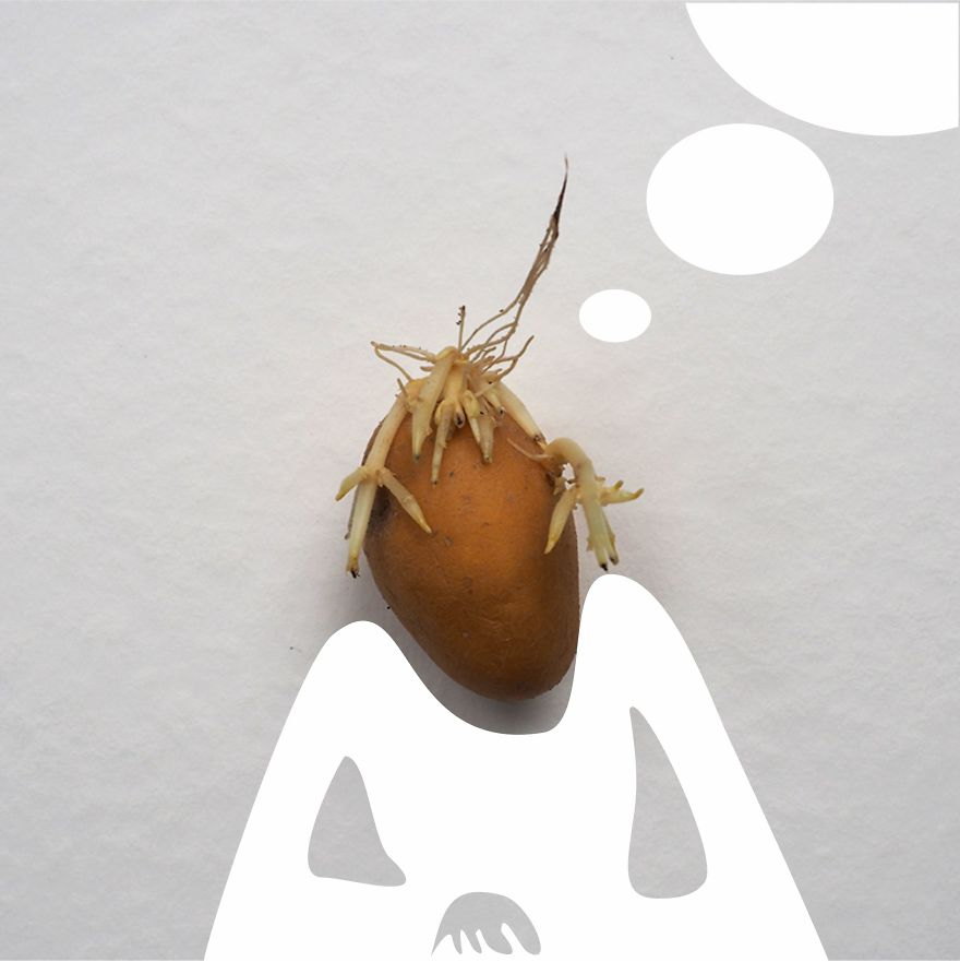 Be A Thinking Potato