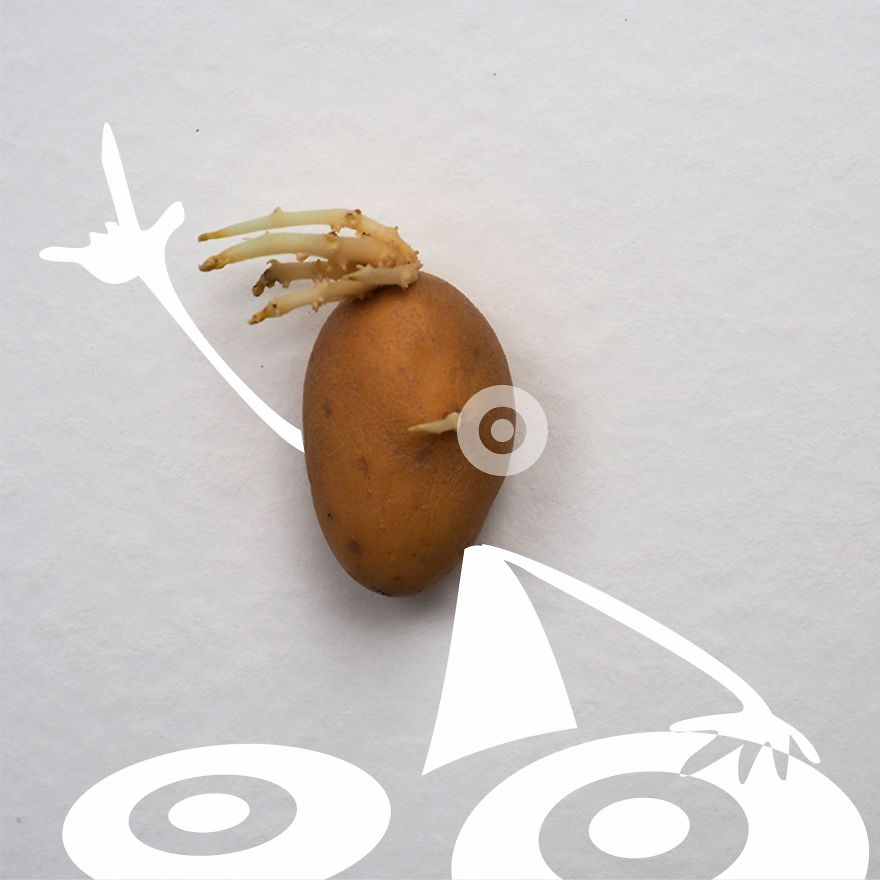 Be Potato Dj