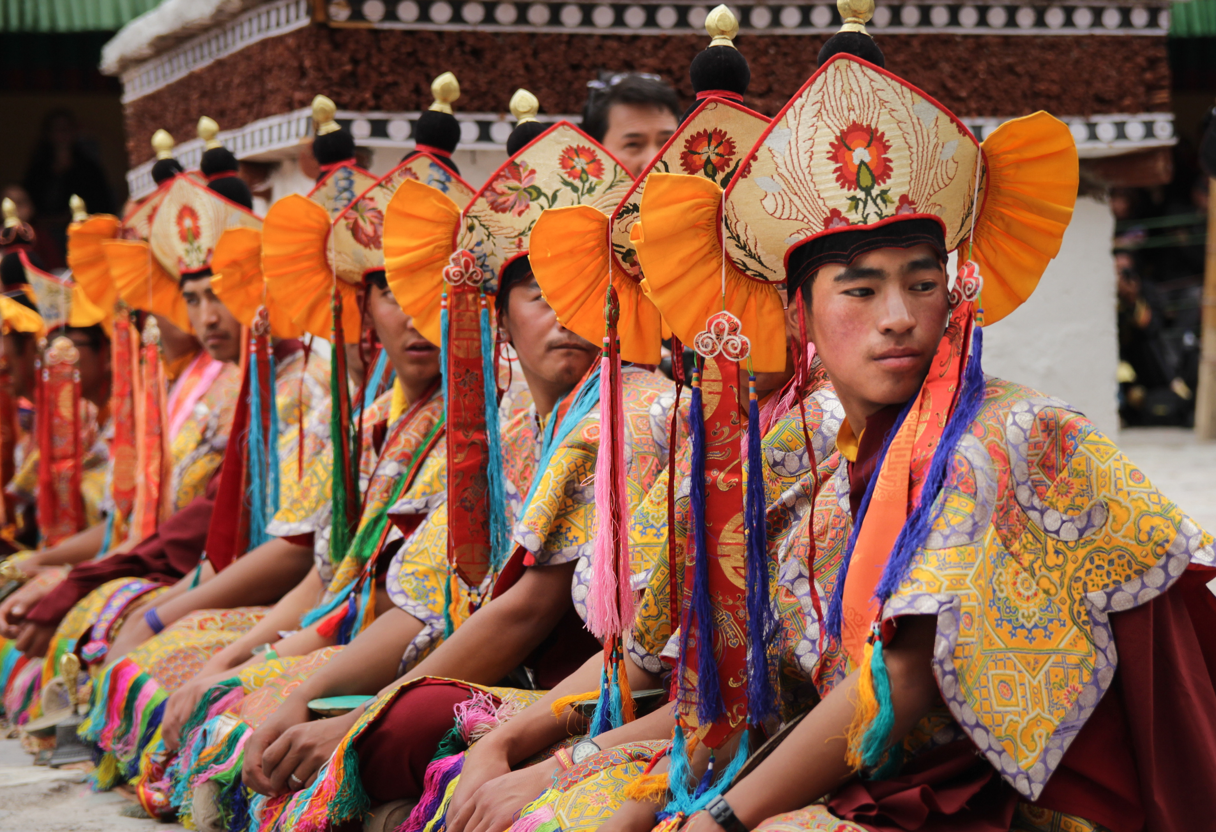 Monks With Nikes On – Hemis Festival In The Indian Himalayas