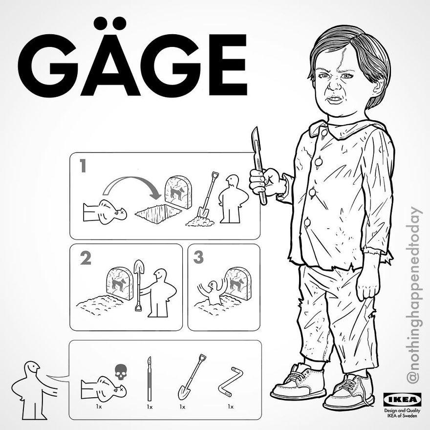 Gage Creed