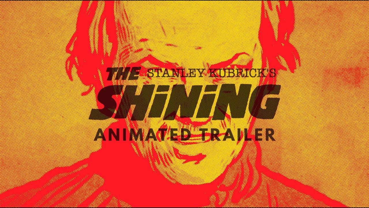 The Shining – Animated Trailer
