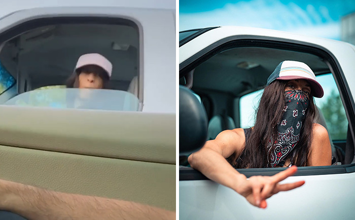 Photographer Is Winning The Internet Doing Photo Shoot With Strangers