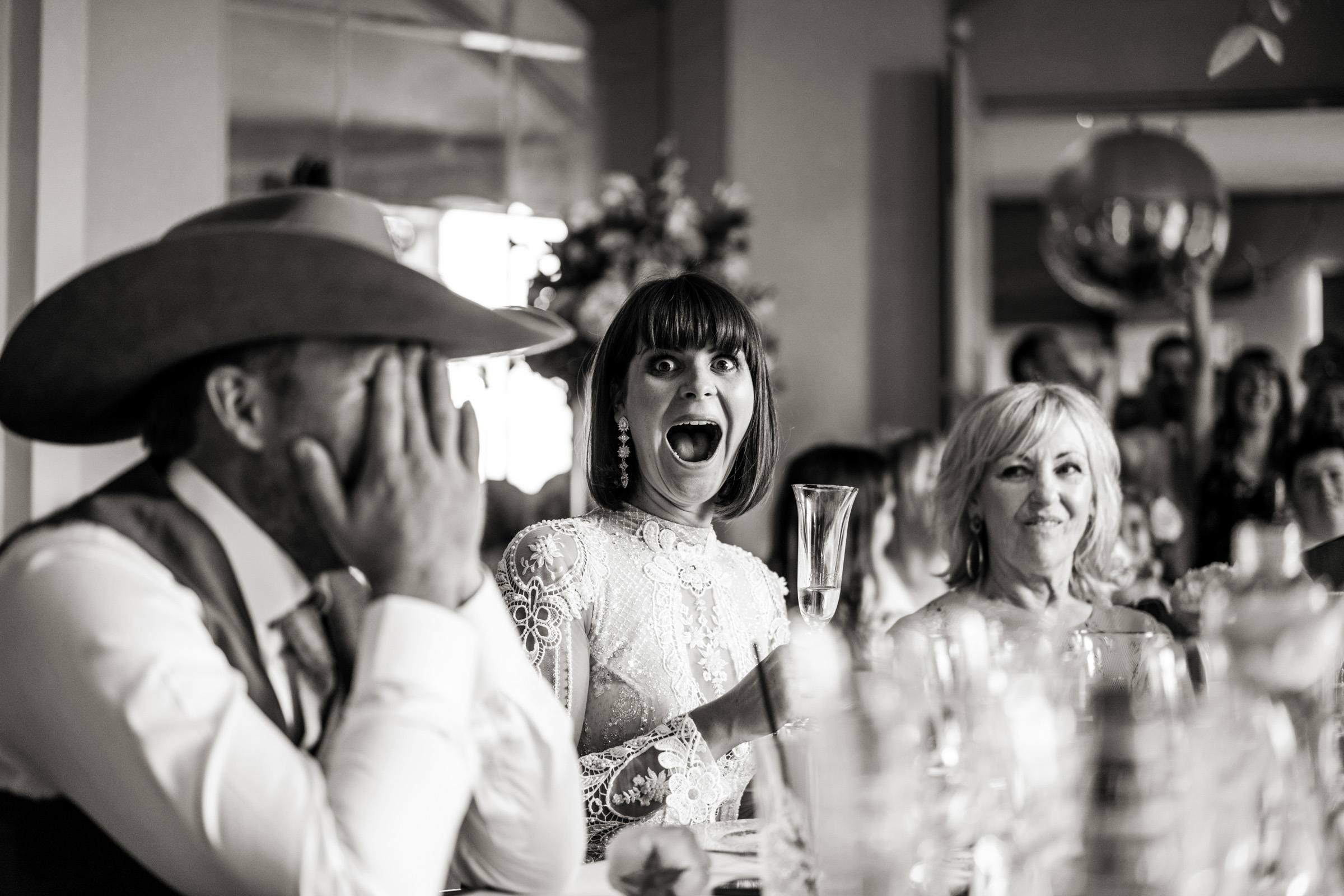 10 Black & White Photographs That Capture Raw Emotion At Weddings