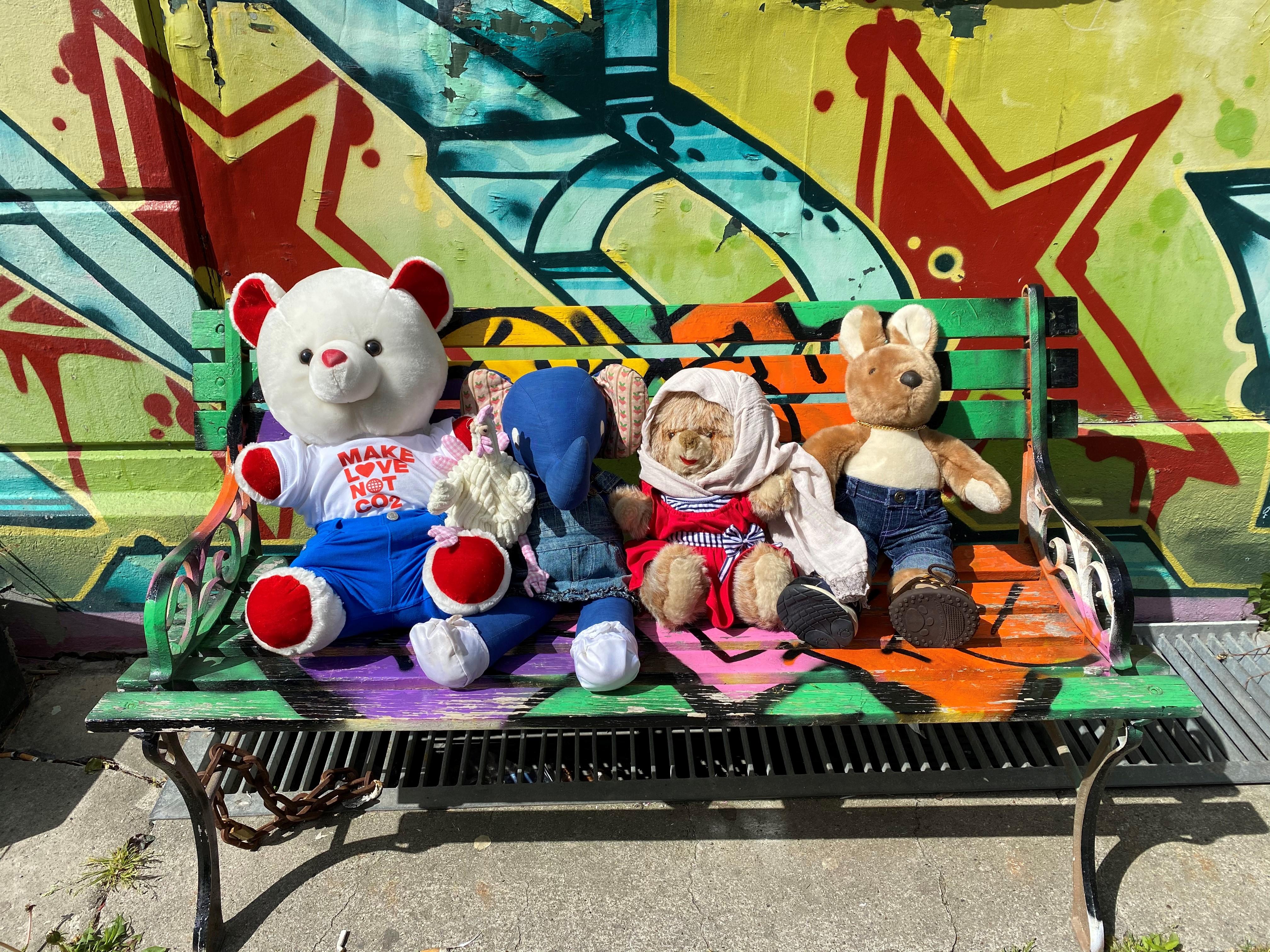 Teddy Bear Hostel Opens In Copenhagen – Send Your Fluffy Friend Now You Can't Travel!