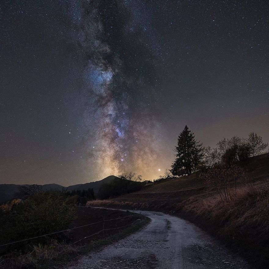 The Secrets Of The Night Sky