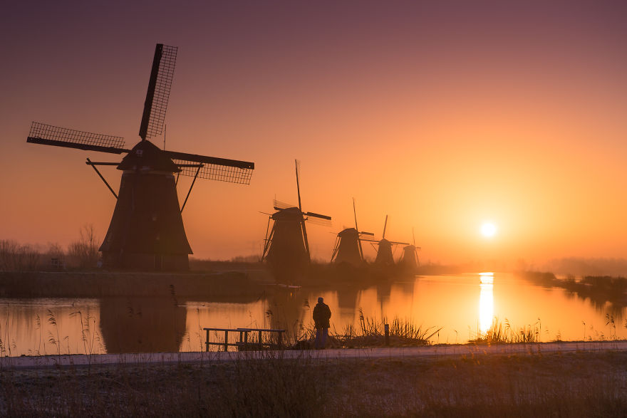 Why The Netherlands Is The Most Beautiful Country In The World!