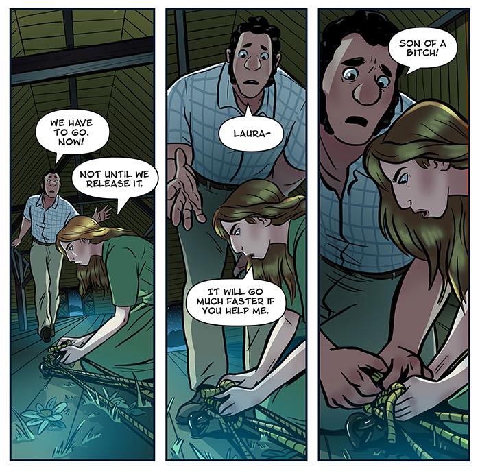 We Create Creepy Comics That Have Unpredictable Endings (3 New Pics)
