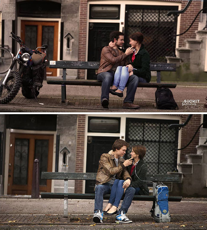 The Fault In Our Stars / Amsterdam, Netherlands