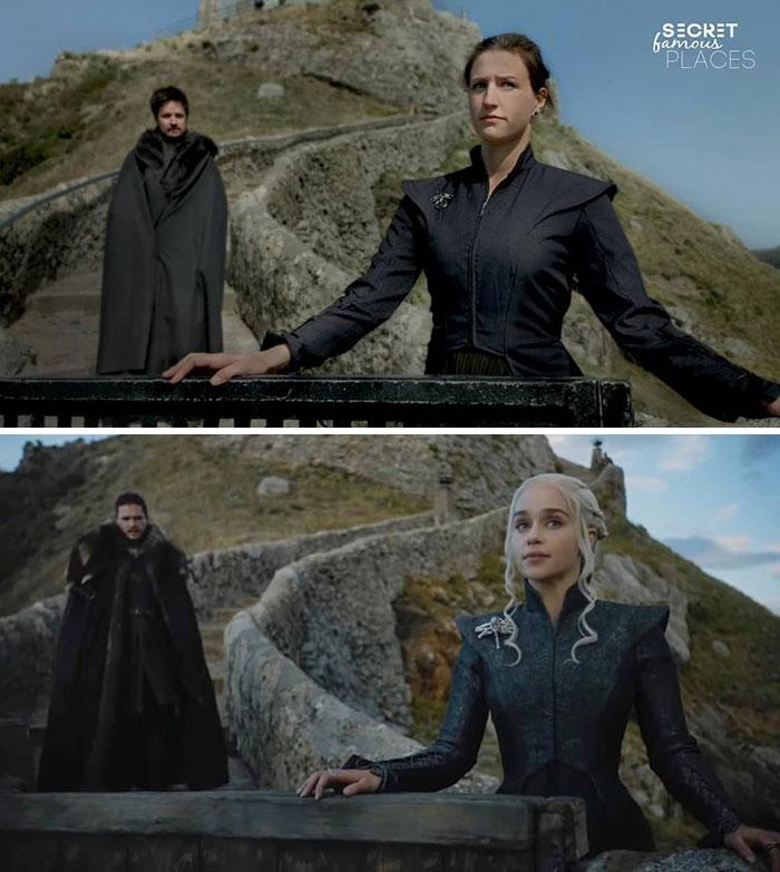 Game Of Thrones / Gaztelugatxe, Spain