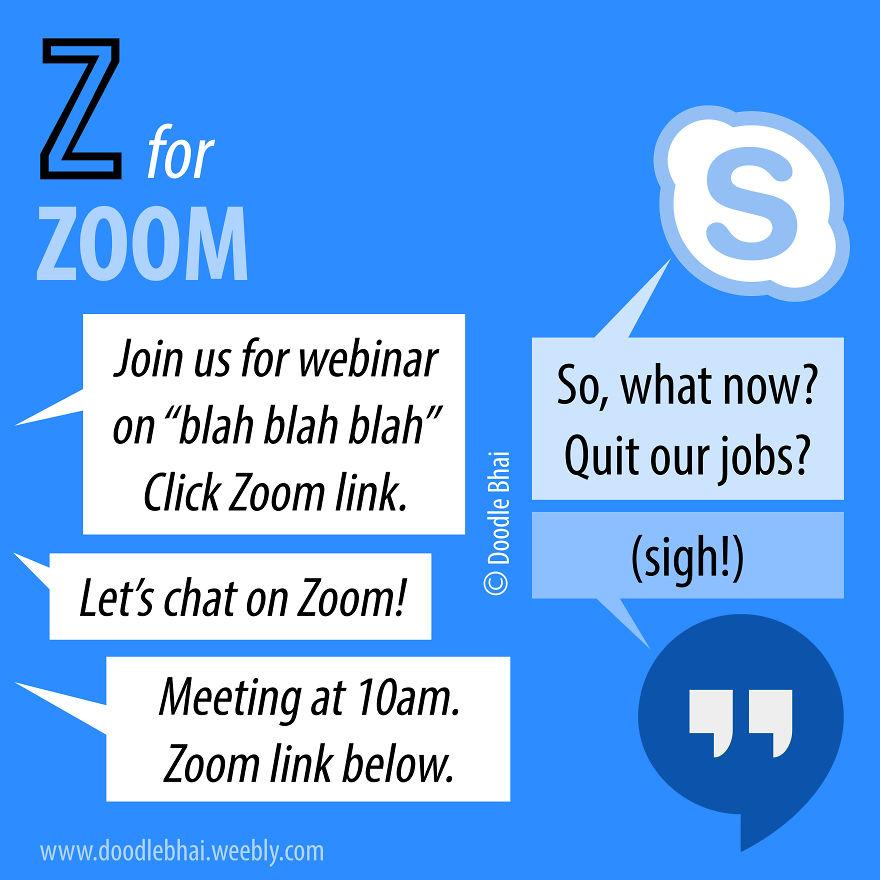 Z For Zoom