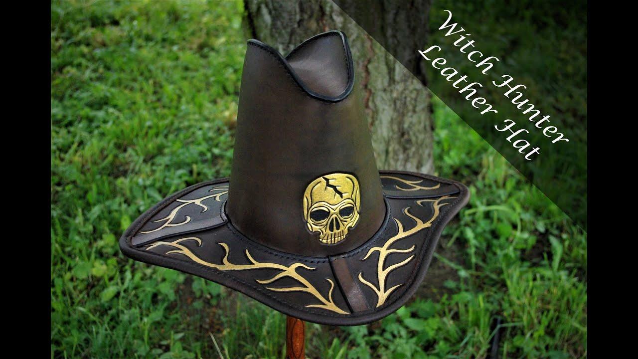 Making Witch Hunter Hat – Warhammer Inspired