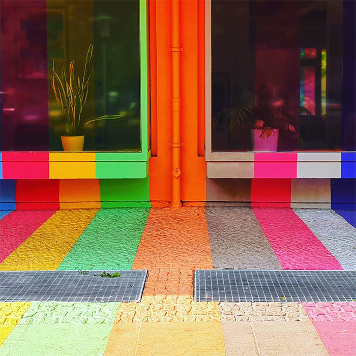 These Are The Colorful Buildings I Discovered While Wandering Around Berlin (20 Pics)