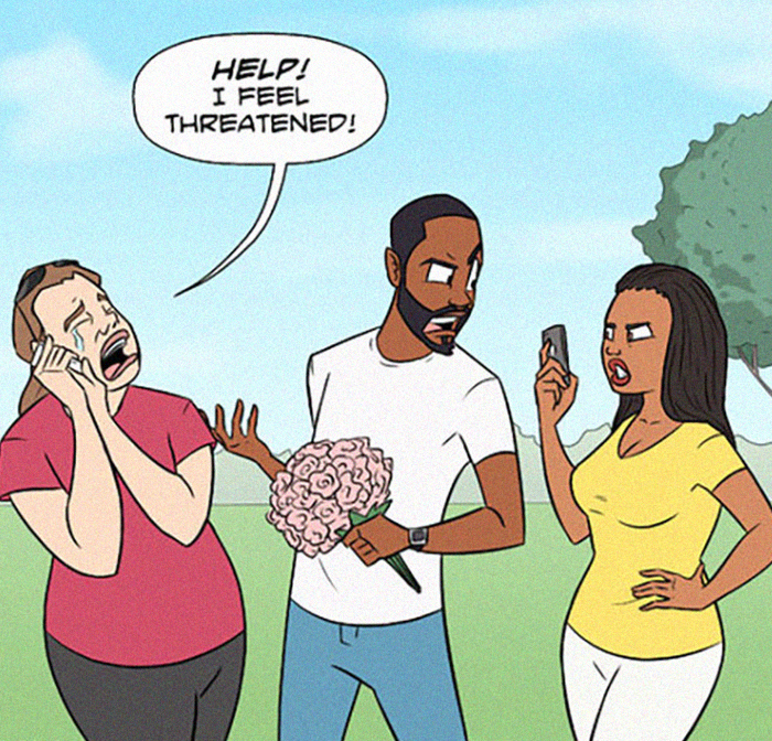 This Comic About Racism In The US Was Made 2 Years Ago, And The Artist Just Reshared It Saying Nothing Has Changed