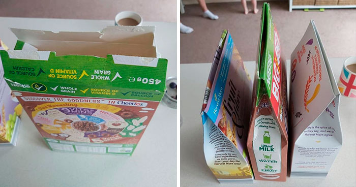 """It's Only Taken Me 40 Years"": Woman Is Left Stunned Upon Finding Out How To Close A Cereal Box The Right Way"