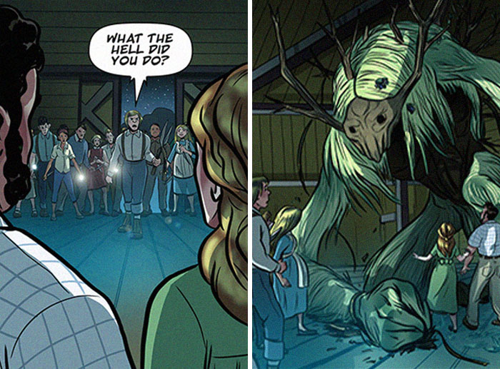 We Create Creepy Comics That Have Unpredictable Endings (3 New Pics)