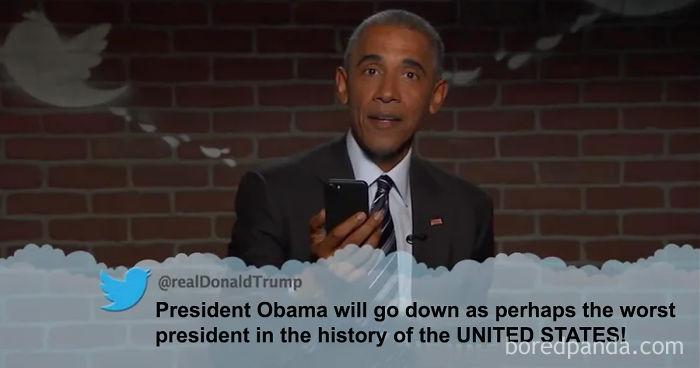 The Worst President