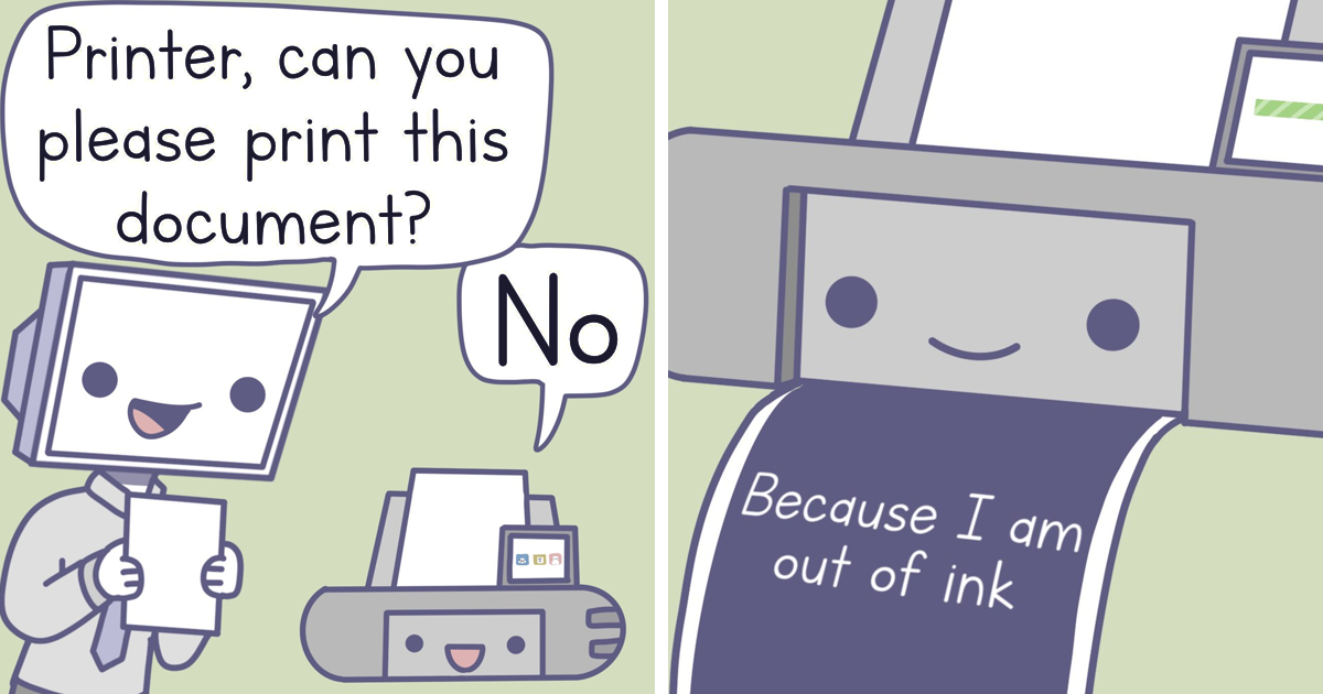 My 19 Relatable Comics To Illustrate How Annoying Technology Can Be (New Pics)