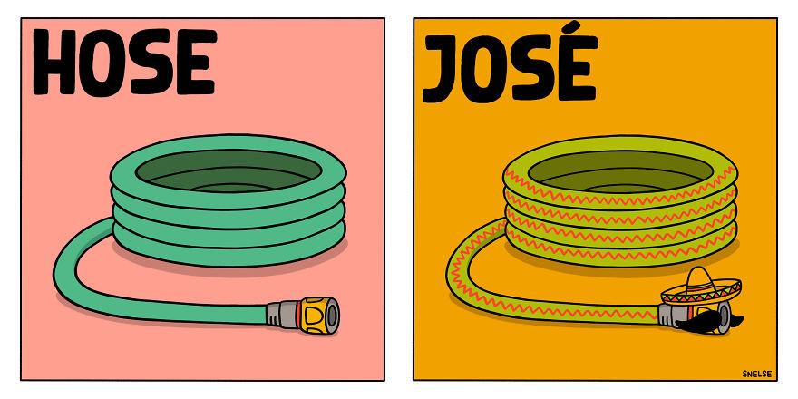Hose/José