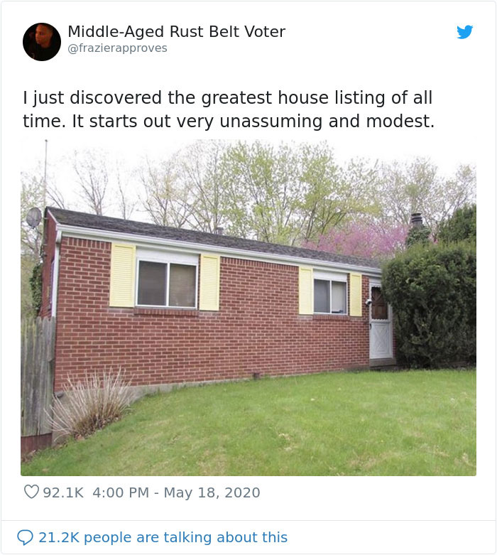 Someone Found This $159,900 House Listing That Looks Modest At First But Gets Weird Fast When You Look Inside