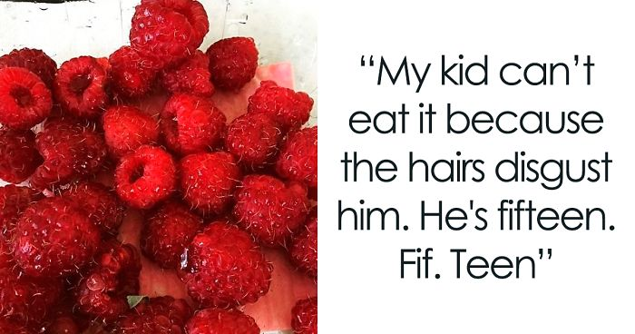 Parents Post The Ridiculous Reasons Their Kids Refuse To Eat Their Food (40 Pics)