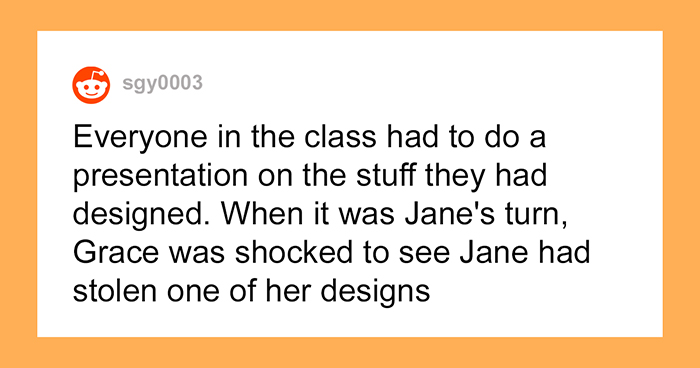 Girl Has Her Fashion Designs Stolen By Another Student, Devises A Plan To Humiliate Her With Bait