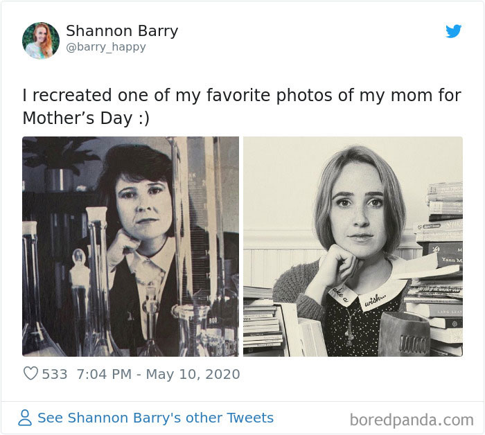 Daughters-Recreate-Their-Mother-Looks