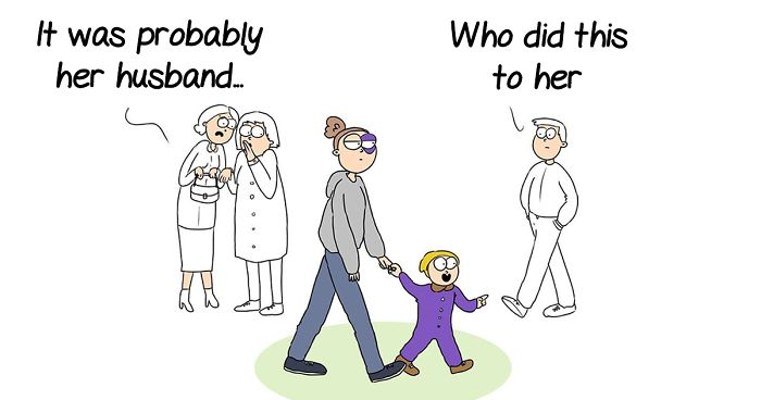 30 Witty And Insightful Comics By An Artist And Also A Mom Of A 2-Year-Old