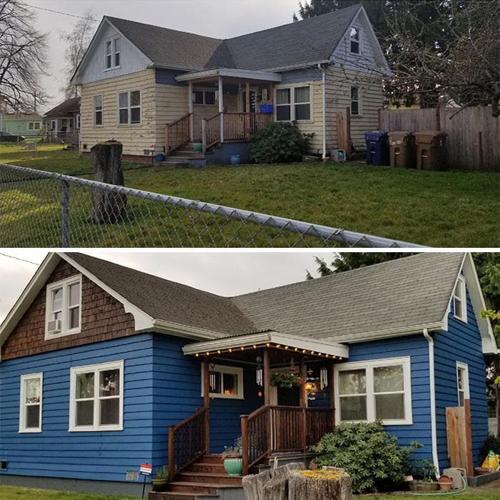Renovando la casa