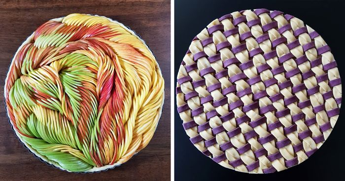 German Baker Shows Before & After Pics Of Pie Crust Designs That Look Too Good To Eat (58 New Pics)