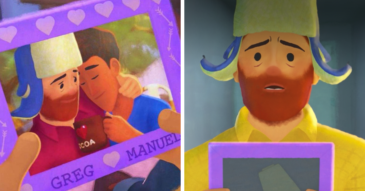 Pixar Features First Openly Gay Lead Character In New Short Film