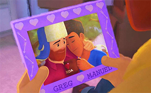 Pixar Unveils First Gay Main Character In Its New Emotional Short Film 'Out'