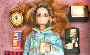 Grandma Shows What Barbie Dolls Would Look Like Under Quarantine (12 Pics)