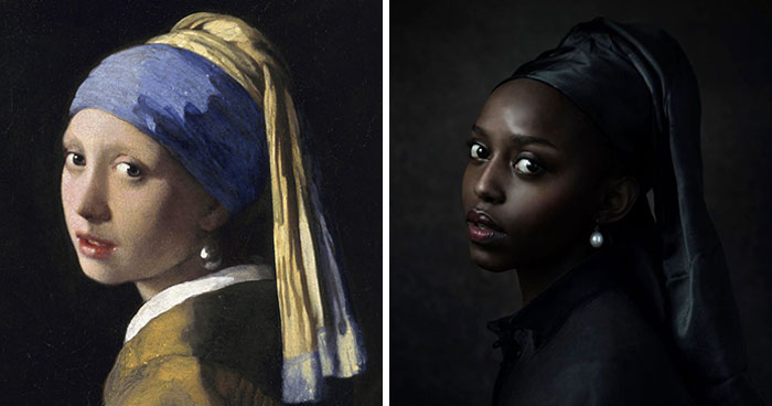People Are Recreating Paintings In This Dutch Instagram Account And Here Are 30 Of The Best Ones