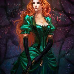 Ligeia Raven