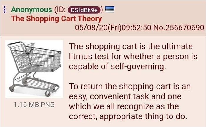 Someone Tweets This Shopping Cart Test That Tells If You're A Good Or A Bad Person And It's Pretty Accurate