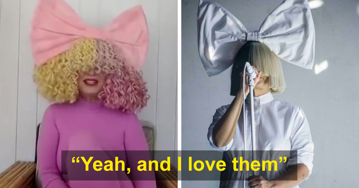 44 Y.O. Sia Becomes A Mom To Two Teen Boys She Adopted Last Year