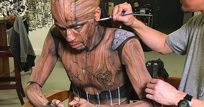 Anese Artist Creates Mesmerizing Sfx