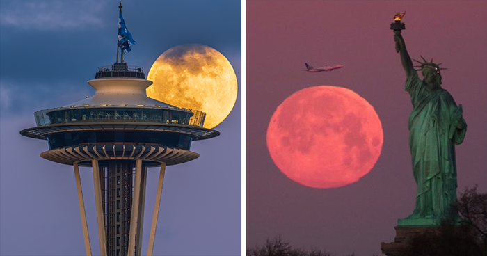 27 People Took Stunning Photos Of The Last Supermoon Of 2020