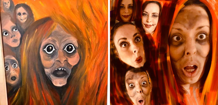 Terrible Art Recreation