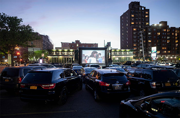 Drive-In Movie Theaters Are Returning