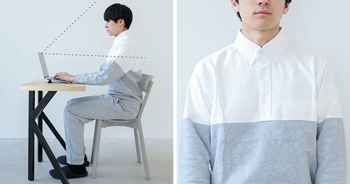These 'Work From Home' Jammies Designed By A Japanese Company Are ...