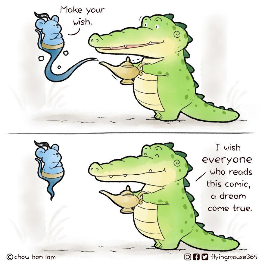 Make Your Wish