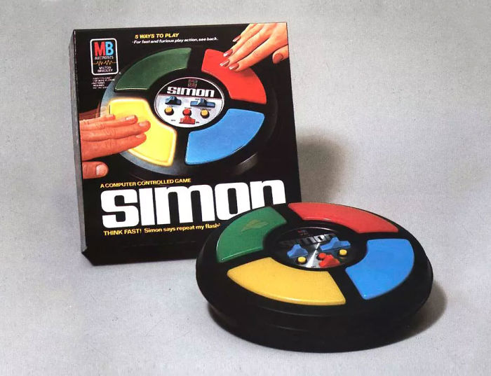 When Playing Simon, Assign Each Color A Number. Count Them Out As They Light Up, It's Easier To Remember A Number Sequence Than Colors